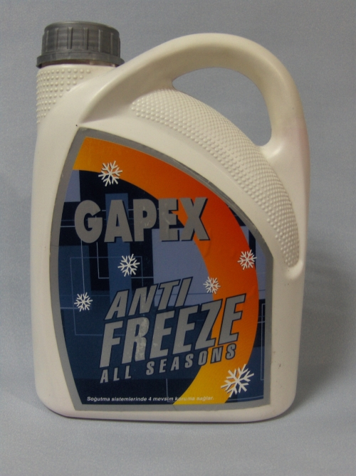 GAPEX ANTIFREEZE 3LT