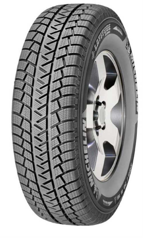 215/60R17 96T MICHELIN LATITUDE ALPIN GRNX