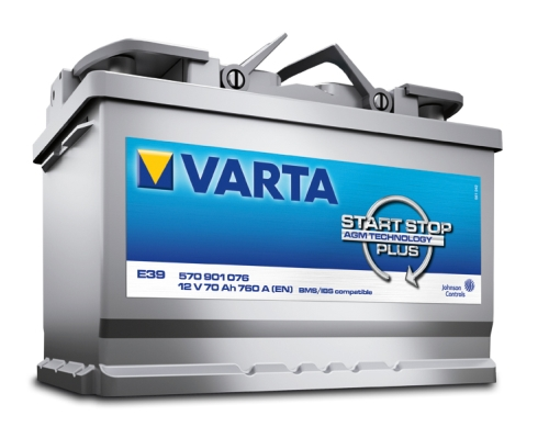 VARTA START STOP AGM PLUS 12V95 AH AKÜ