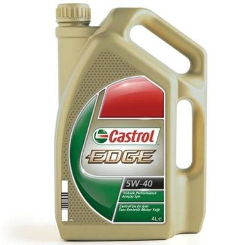 5W40 CASTROL EDGE 4LT