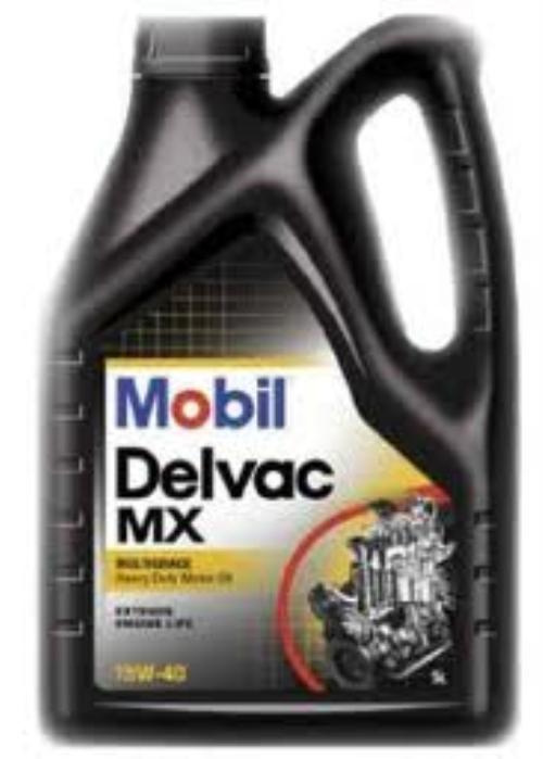 15W40 MX MOBIL DELVAC 7LT